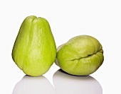 Two Chayote Squash