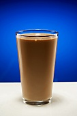 A Glass of Chocolate Milk