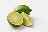 A Whole, a Half and a Wedge of Lime