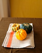 Gourds on a Dish Towel
