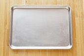 An Empty Baking Sheet