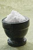 Cinnamomum Camphora in a Mortar