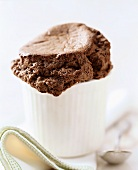 A Chocolate Souffle