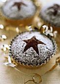 Chocolate Star Fairy Cake