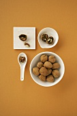 Walnuts in Various Forms