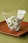 Coconut Jasmine Rice with Peas