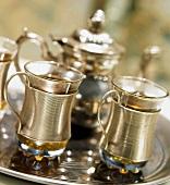 Middle Eastern Tea Service