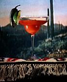A Jalapeno Margarita