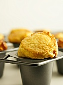 Popovers in a Baking Pan