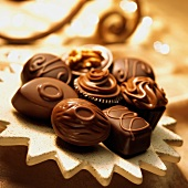 Assorted Elegant Chocolates