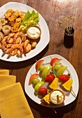 Fruit and Appetizer Platters