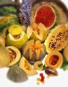 Mixed Melons