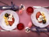 Prime Rib Dinner for Two