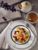 Shrimp Fruit Salad