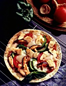 Single Serving Pizza