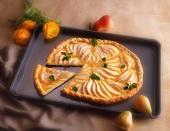 Pan Pear Tart