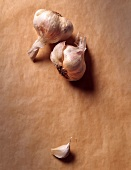 Garlic Bulbs & Clove