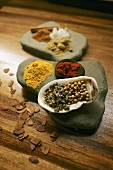Spices for African dishes