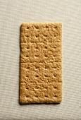 A Single Graham Cracker