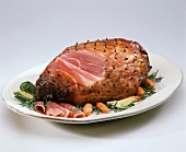 Baked Cured Country Ham