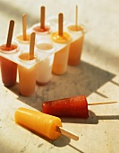 Homemade Popsicles