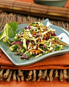 Mixed Vegetable Asian Salad