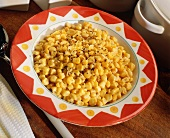 A Bowl of Yellow Corn