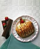 Chocolate Berry Croissant