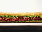 Large Sub Sandwich