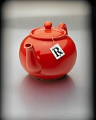 Teapot with RX Tea Bag