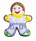 Frosted Gingerbread Man
