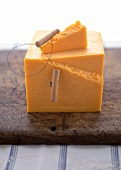 Cheddar Cheese with Slicer