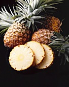 Fresh Whole Pineapples; Pineapple Slices