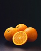 Three Whole and One Half Orange