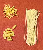 Three Assorted Dried Pastas