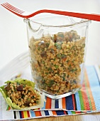 Spicy Tomato Tabouleh