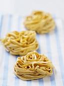 Tomato Pasta Nests