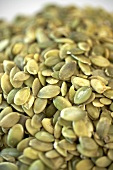 Many Organic Pumpkin Seeds
