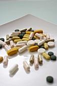 Assorted Multi Purpose Vitamins