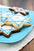 Star of David Cookies