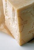 Wedge of Grano Padano Cheese