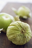 Organic Tomatillo in Husk
