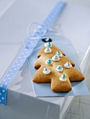 Christmas Tree Cookie Gift Tag