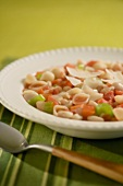 Bowl of Pasta Fagioli
