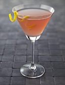 'Cosmopolitan' cocktail