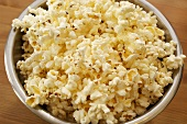 Bowl of Kettle Corn Popcorn