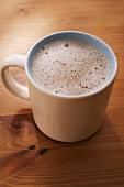 Mug of Coffee with Cream