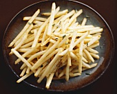 French Fries Sprinkled with Rosemary
