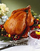 Whole Roasted Thanksgiving Turkey