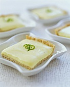 Key Lime Tart Squares
